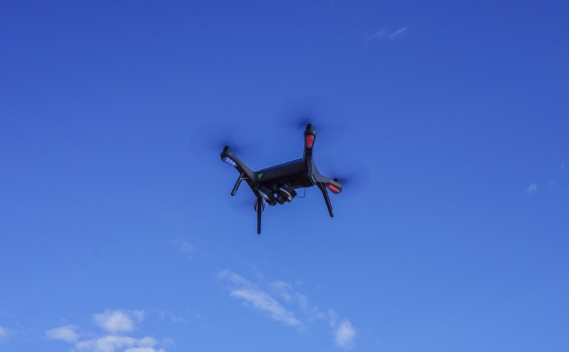Forbidden to use camera on drones in Sweden