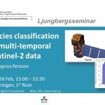 MSc thesis presentation: Tree species classification using multi-temporal Sentinel-2 data