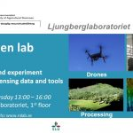 Open lab every Wednesday