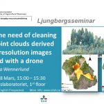 Master thesis presentation: Evaluating need of cleaning using drone